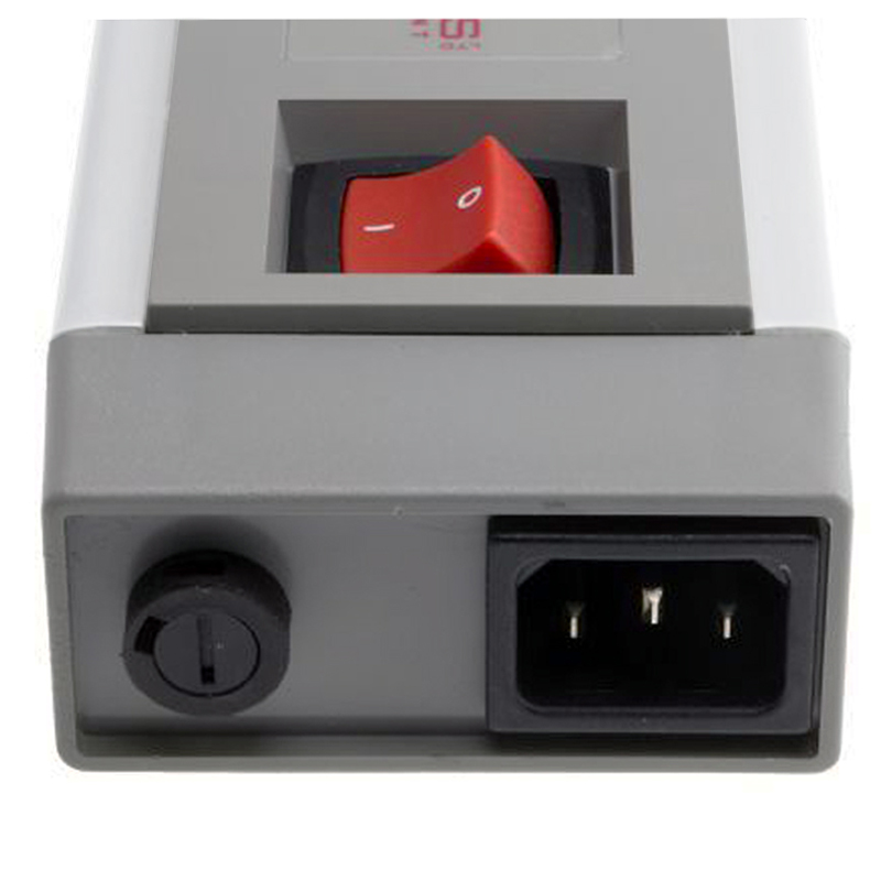 Fuse Holder & IEC C13 Plug-in Inlet Socket