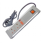 232GBA - 2 Way ABS+AL - Wired Lead - UK Plug