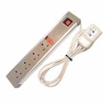 432GBL - 4 Way - Wired Lead - RCD