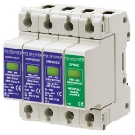 1 - 4 Pole - SPM Series - Single & Three Phase