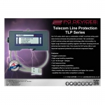 Flyer - TLP Series - Telecom Line Protection