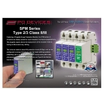 Flyer - SPM Series Type 2/3 Class II/I - Wiring