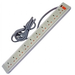 1023GBA - 10 Way ABS - Wired Lead - UK Plug